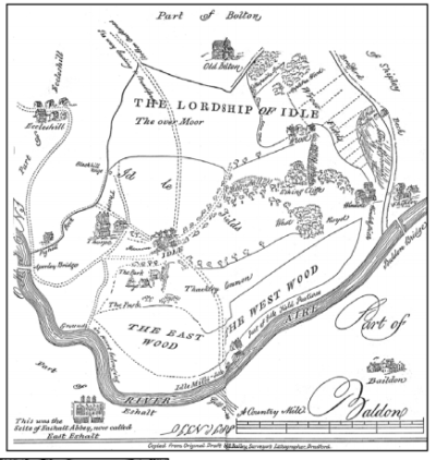 Map of Idle 1584