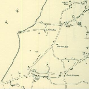 1834 map of GH Capture LHS Capture