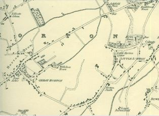 1834 map of GH RHS Capture