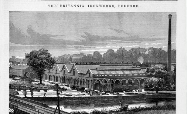 Britannia ironworks Capture