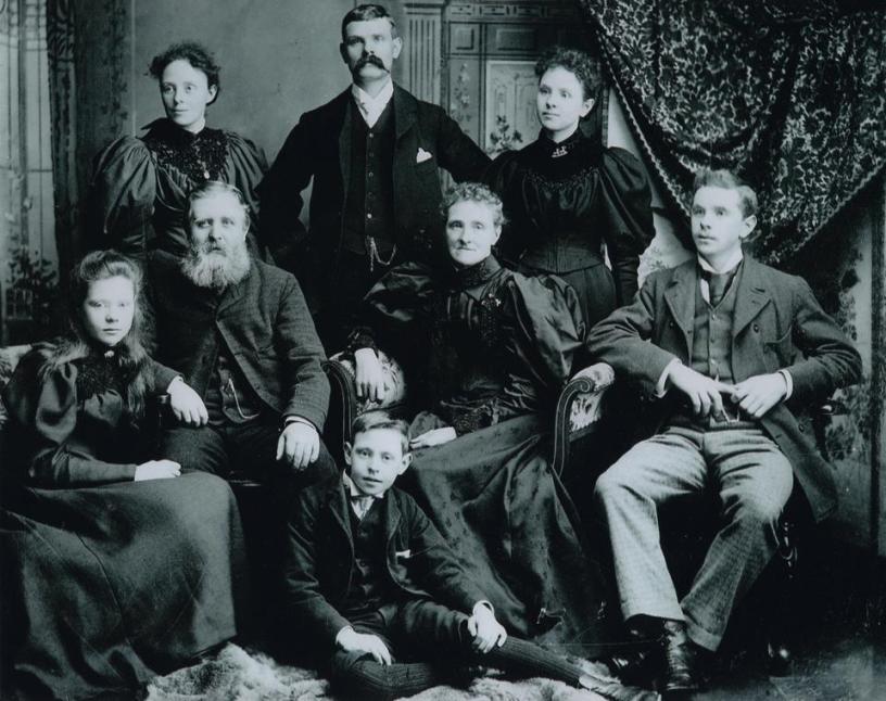 Eli, Sarah Rose, Ada May, Albert Ernest, Herbert Cecil, Florence Mary 1894