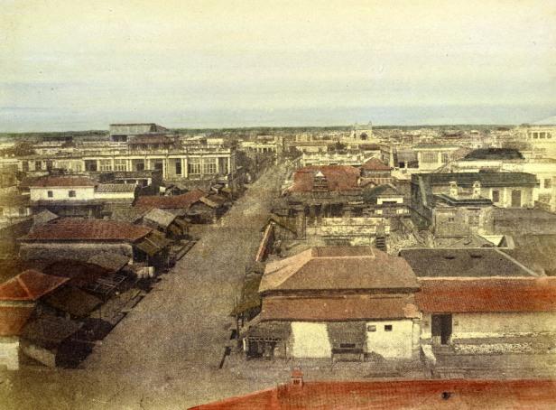Frederick_Fiebig_—_Black_Town,_Madras,_1851