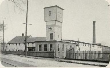 centerdale mill in 1909