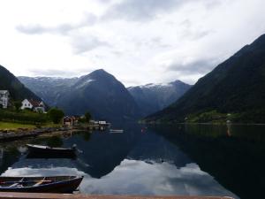 Another irrelevant Norwegian vista by Gifted Phoenix