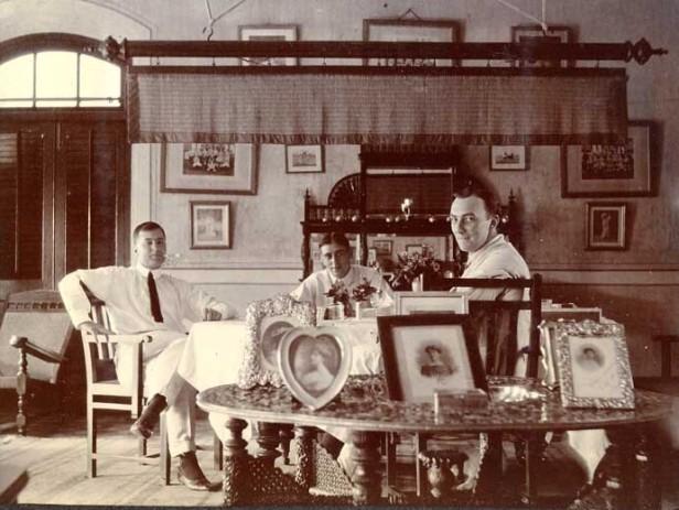 The British Raj (1904-1906)