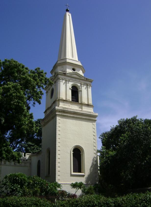St. Mary's Church, Madras