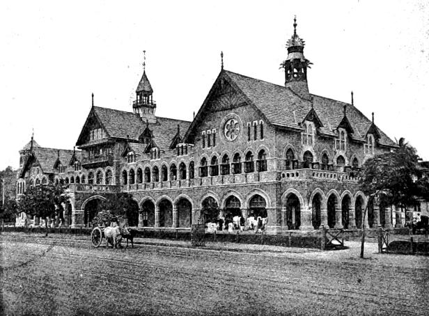 Wilson College in 1893