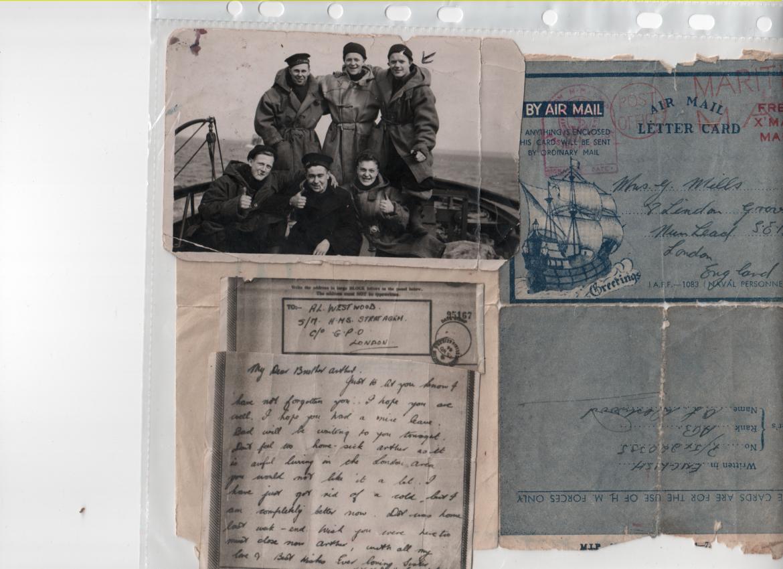 Arthur Christmas letter