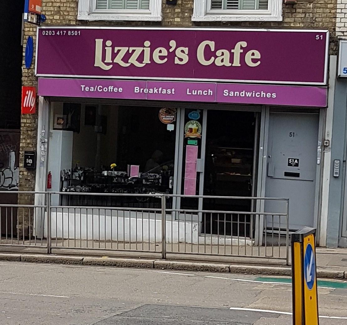 Lizzie's Cafe
