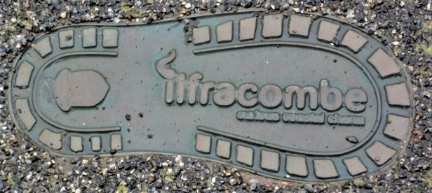 ilfracombe footprint photo (2)