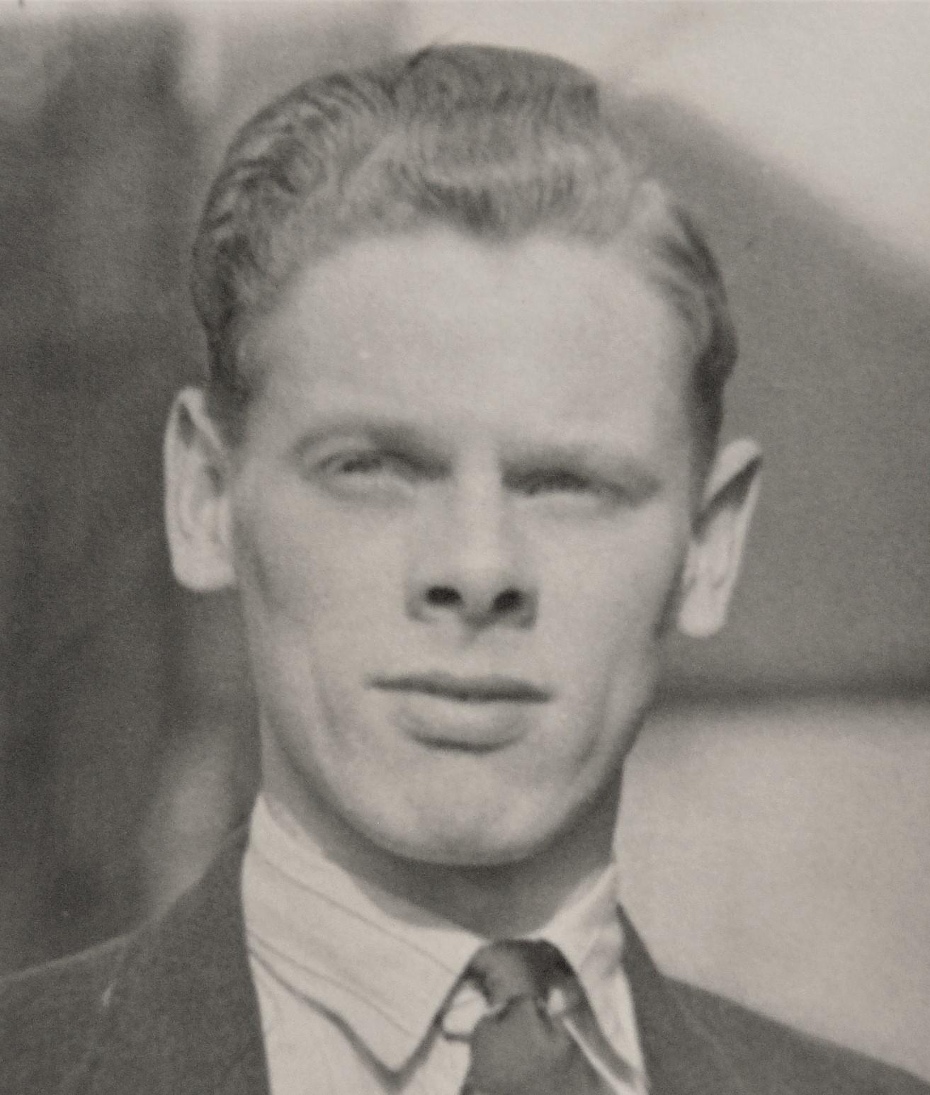 George Henry Dracup (1926-2018)