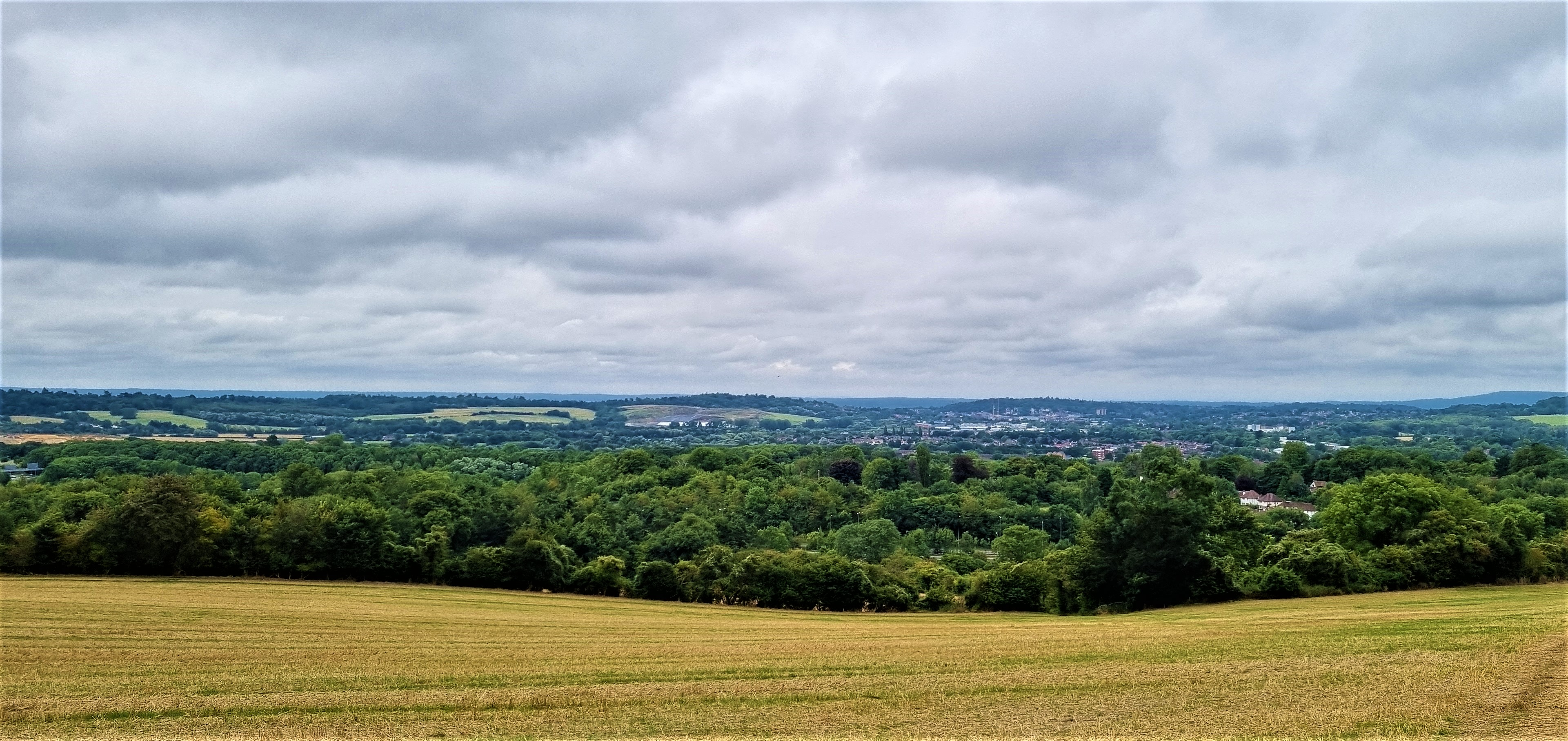 North Downs Way: Merstham to Oxted