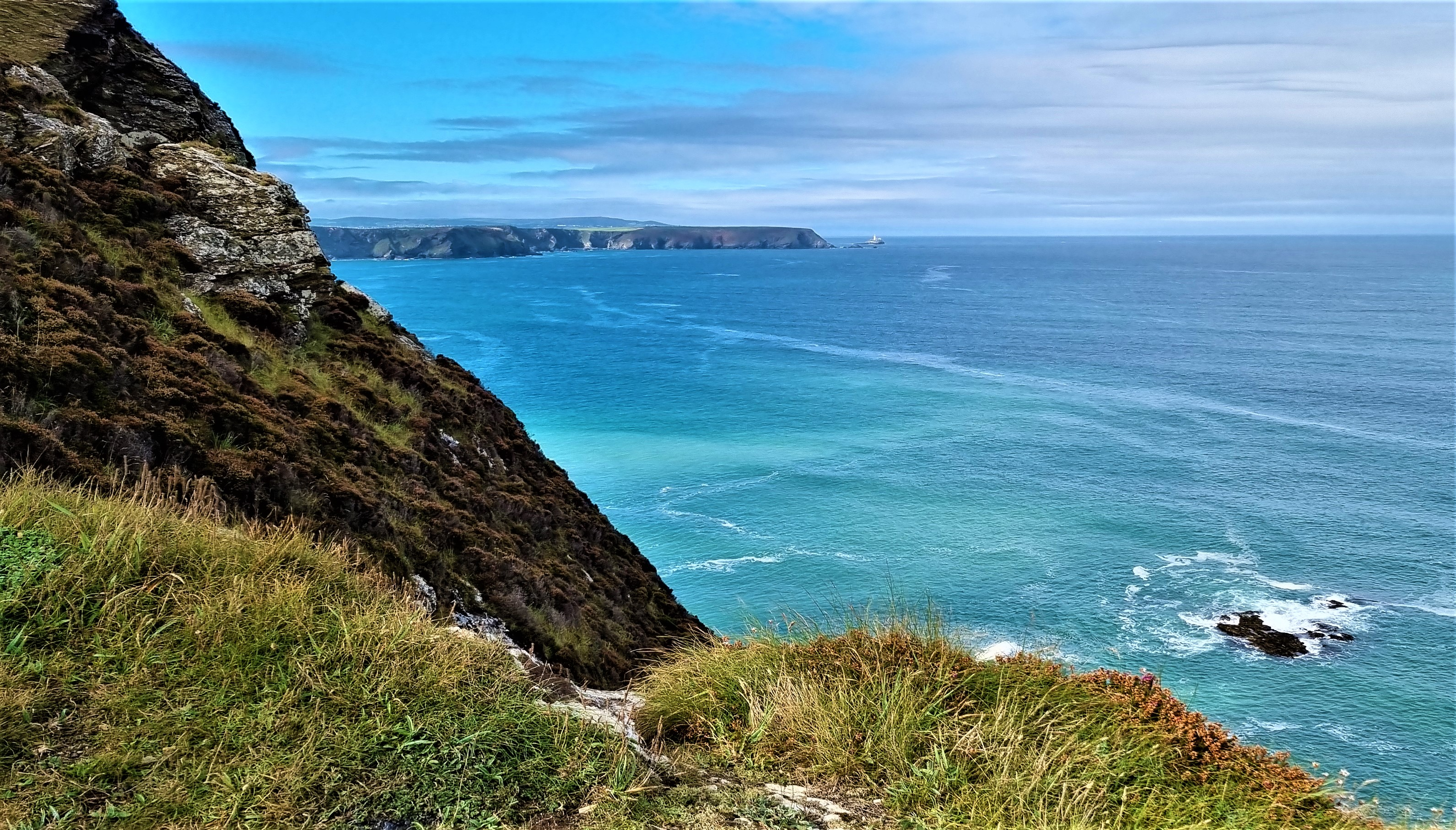 South West Coast Path: Holywell Bay to St. Ives